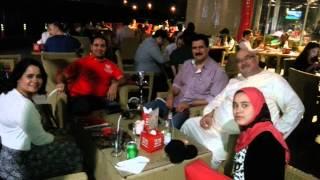 At Tche Tche Restaurant Dubai Downtown.  28.11.13