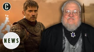 George R.R. Martin took to his blog to let fans know that he will n...