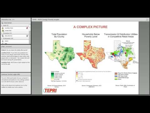 Energy Poverty: Introduction and Landscape Analysis