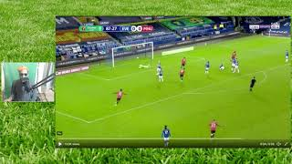 Cavani wins manchester united efl cup tie vs everton with goal, martial scoring after. have hope analyses the goal. ole white magicdaily football news, ...