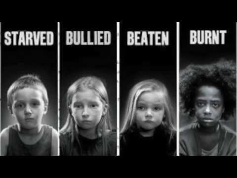 Child Abuse: Digital Media Photo Essay