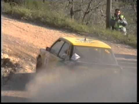 Rally Impruneta 1994 Trofeo Terra