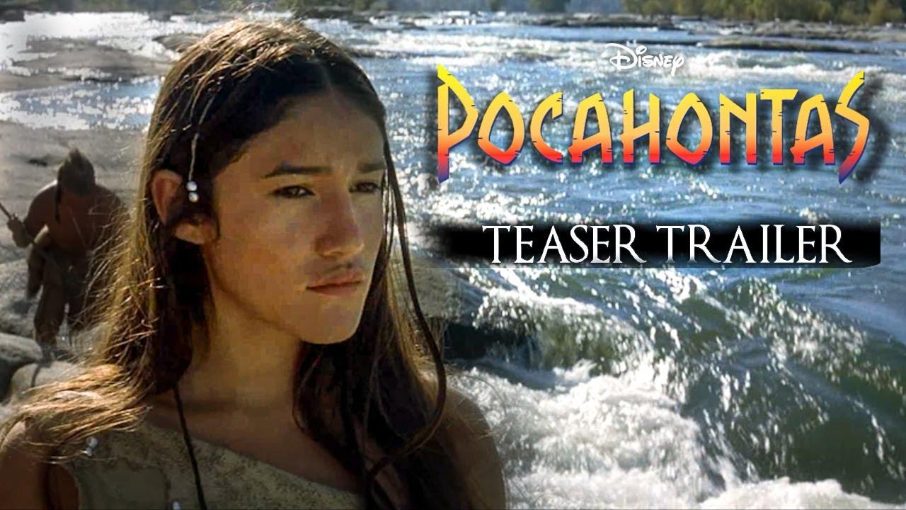 Download Disney's Pocahontas: Teaser Trailer - Chris Hemsworth Film   Live Action (CONCEPT)