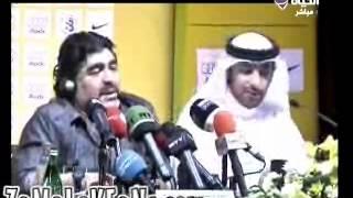 مارادونا يطلب تأجيل مباراة الزمالك والوصل