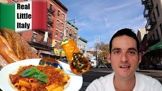 "The ""Real"" Little Italy- NYC's Best Kept Secret? (Arthur Ave, Bronx)"
