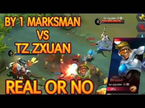 JUMINTEN BY 1 MARKASMAN VS TZ ZXUAN MOBILE LEGENDS INDONESIA