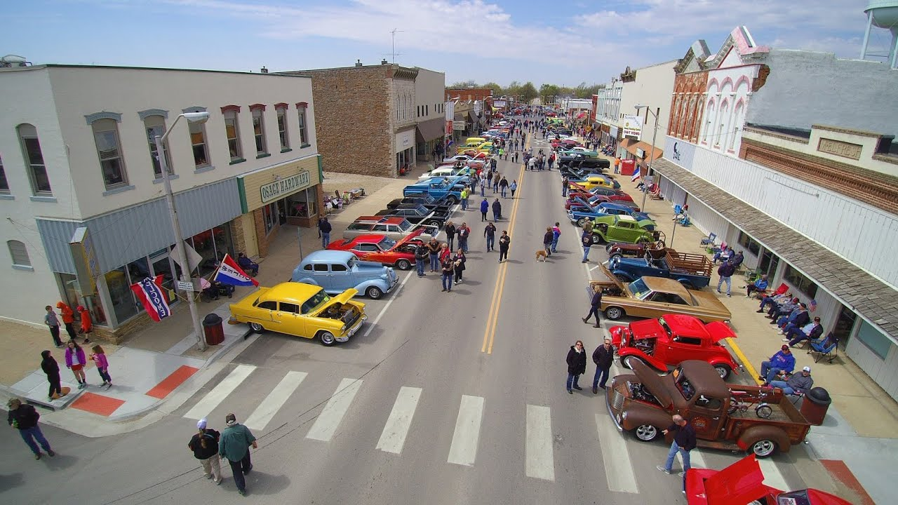 Car Show Osage City Kansas YouTube - Osage city ks car show