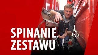 CplusE #02 - Spinanie ciągnika siodłowego z naczepą
