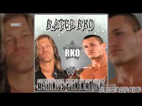 WWE: Rated Rko Theme MetalingusBurn In My Light Download