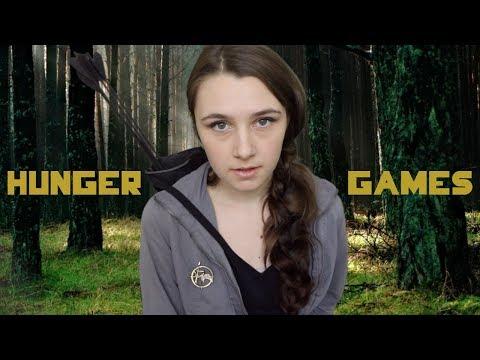 ASMR - Katniss Everdeen Roleplay | The Hunger Games
