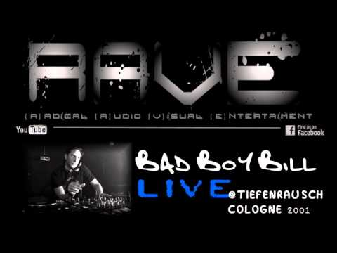 BAD BOY BILL LIVE @ TIEFENRAUSCH COLOGNE 16/11/2001 [HQ]
