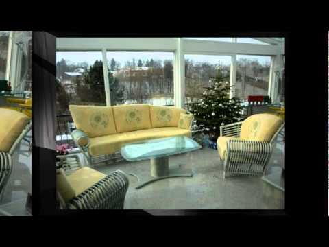 Rattan Gartenmöbel und mehr bei Höfner - YouTube