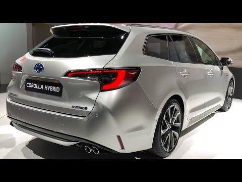 Toyota Corolla Hybrid Touring Sports Wagon