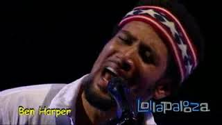 Ben Harper and The Innocent Criminals - Lollapalooza 2007