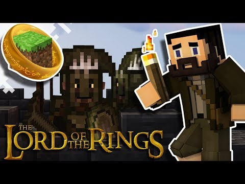 Lord Of The Rings Minecraft Adventure! :: To Isengard! :: EP10