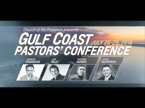 Gulf Coast Pastors Conference Prophetic Moment #GLORY STORY