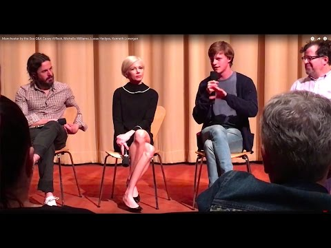 Manchester by the Sea: Oscar nominees Casey Affleck Michelle Williams Lucas Hedges Kenneth Lonergan