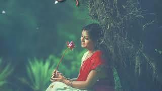 Malayalam Sad Love Status | Konjum Penne Neela Nilavath |