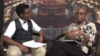 Students Interview Author Tonya Bolden: History Benefits Us All (3 of 3)