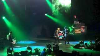Las Vegas Rock and Worship Roadshow 2014: Andy Mineo - The Saints