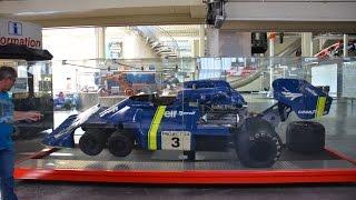 ドイツ旅行 ジンスハイム交通技術博物館 4   Auto & Technik Museum Sinsheim in Germany