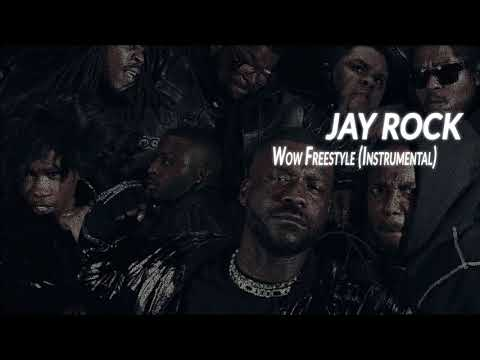 Jay Rock - Wow Freestyle ft. Kendrick Lamar [BEST INSTRUMENTAL] REPROD BY. MAC THOMSON
