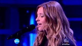 Ella Henderson   Ghost   The View 2 17 2015