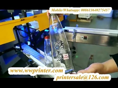 Made In China Auto Full Servo Screen Printer For Container  Decoration CNC06