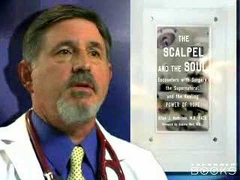 Allan J. Hamilton - The Scalpel and the Soul