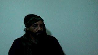 هنيبعل نجل القذافي في اول تسجيل بعد اختطافه في لبنان