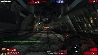 Unreal Tournament 3 (PC) Online Gameplay - Deck with Titan Mutator (1080 HD)