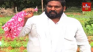 కూరగాయల విత్తన అభివధ్ది... | Farmer Ganesh | hmtv Agri