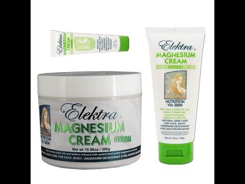 Magnesium Cream Relieves Keratosis - 'Chicken Skin' 5