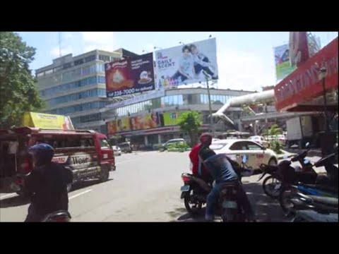 Cebu Circle ~ Mango Ave. ~ Osmena Blvd ~ Robinsons Fuenta ~ Philippines Tourism