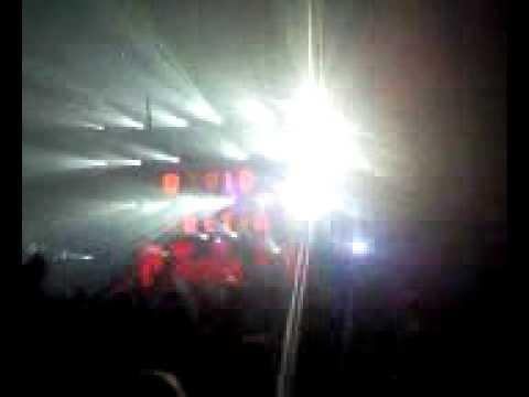 N globe festival David Guetta