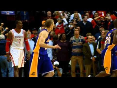 Phantom: Steve Blake Game-Winner at 120 Frames per Second!