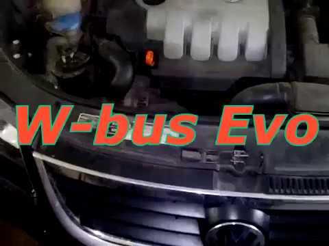 Диагностика Webasto Termo Top C на Volkswagen Caravelle Т5 - YouTube