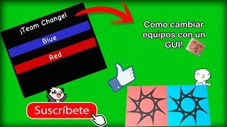 [Roblox Studio]--👉How to switch computers with a GUI!👈--[SPANISH TUTORIAL]