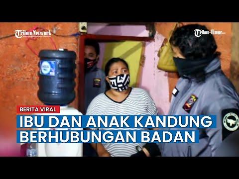 Ibu Dan Anak Kandung Di Bitung Berhubungan Badan, Polisi: Anak Perempuannya Sudah 3 Kali Menyaksikan