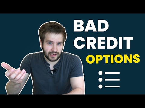 How To Borrow Money With Bad Credit In The UK