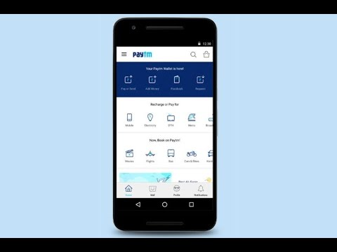 How to Mobile Recharge from Paytm On Mobile Using Internet Banking through  SBI