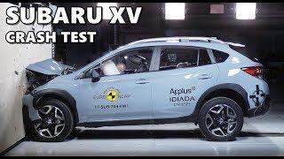 2018 Subaru XV Crash Test - Safety Rating (Euro NCAP)