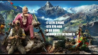 FAR CRY 4 | PC Gameplay | GTX 970 |