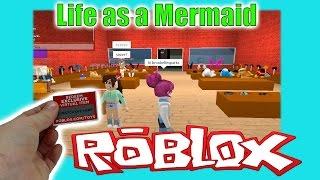 Geben Sie Roblox Virtual Item Codes und Lets Play Life als Meerjungfrau - inspiriert von Cookie Wirbel c
