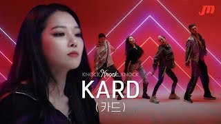 [4K] KARD - Oh NaNa → Don't Recall → RED MOONㅣKNOCK KNOCK KNOCK