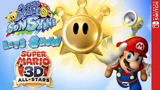SUPER MARIO 3D ALL-STARS ⭐ Super Mario Sunshine