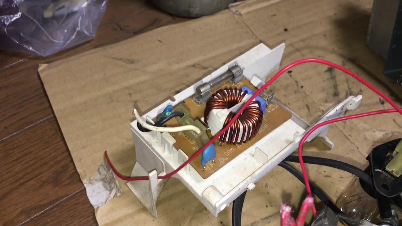 機 バッテリー 自作 溶接