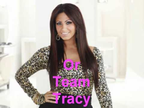 Jerseylicious - Who's Team Are You On?