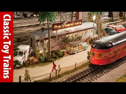 Dave Sanders O gauge layout | Classic Toy Trains magazine