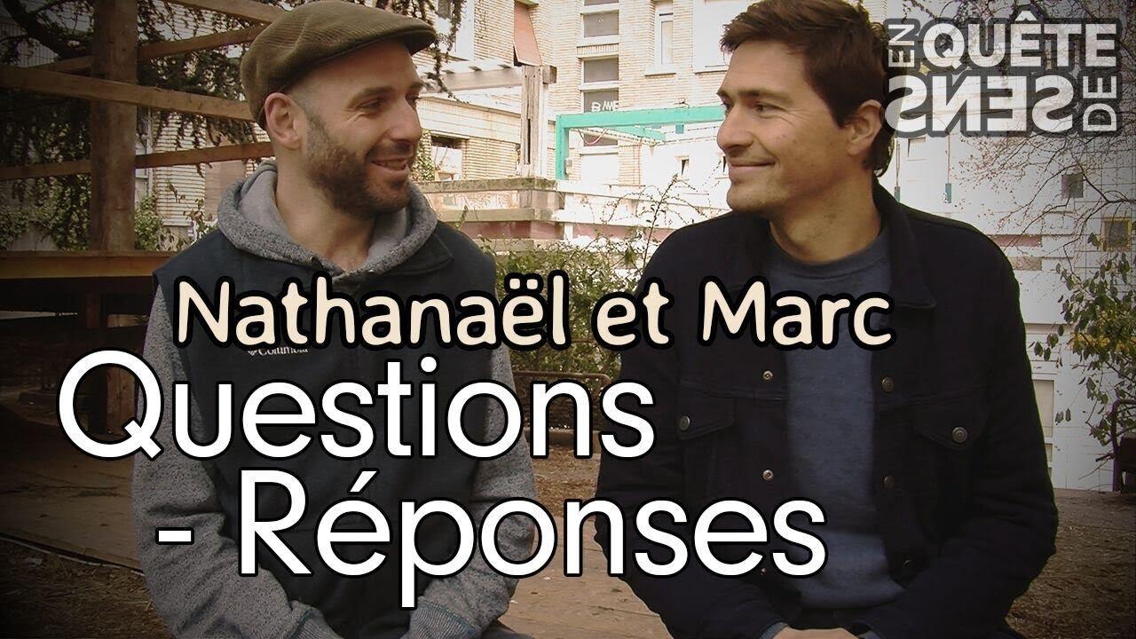 Question - Réponse En Quête de Sens-le film